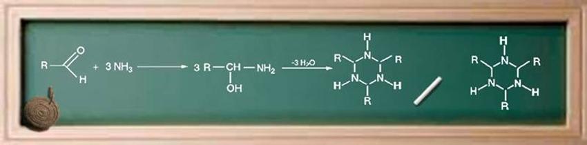 Trattamento odori con molecole attive neutralizzanti di origine chimica