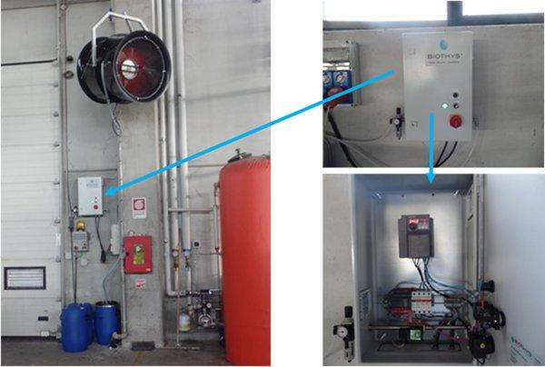 Abbattimento Odori: Compostaggio Industriale con Microtec