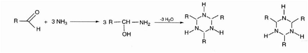 Abbattimento Odori reazione di neutralizzazione 1