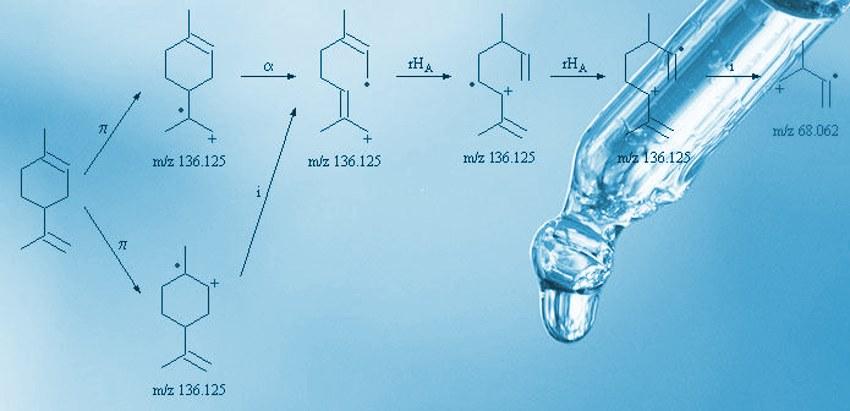 Trattamento odori con oli essenziali