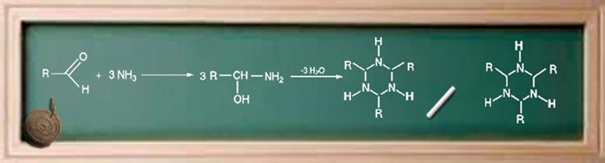 Emissioni Odorigene Normativa - reazioni chimiche tra molecole nell'aria