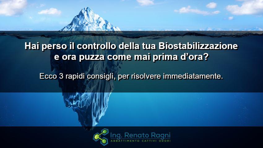 Biostabilizzazione: quando puzza più del solito
